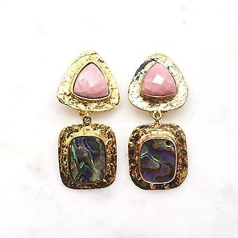 Niiki Paris earrings - NCE007A - multicolored - Colors Collection