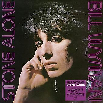 Bill Wyman - Stone Alleen Vinyl