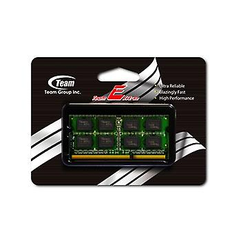 Team Elite 4GB Bez radiatora (1 x 4GB) Pamięci systemowej DDR3 1333MHz SODIMM