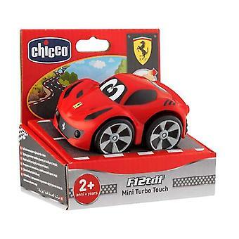 Bil Mini Turbo Touch Chicco Ferrari F12 Rød
