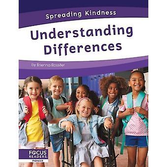 Sprida vänlighetsförståelseskillnader av Brienna Rossiter