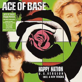 Ace Of Base - Happy Nation (Amerikaanse versie) Clear Vinyl