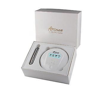 Máquina de tatuagem de sobrancelha de maquiagem permanente, caneta do painel de controle digital