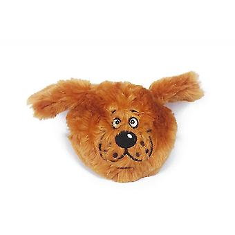 Dog Electric Bouncing Ball Toy, With Battery(Brown)