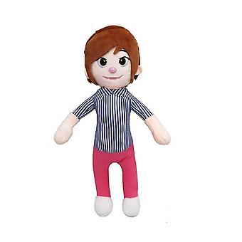 Para Baby girl Anime Plushie JJ Cocomelon Toy Bedtime Plush Doll Soft