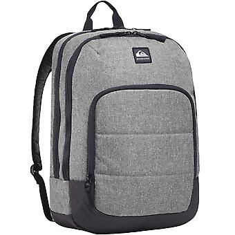 Quiksilver Adults Burst 24L School Travel Adjustable Rucksack Backpack - Grey