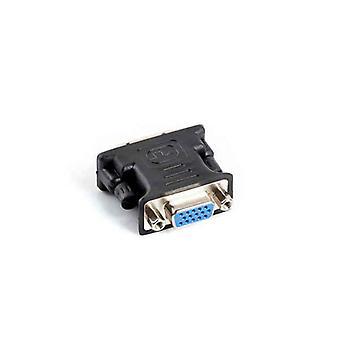 DVI إلى VGA محول لانبرغ AD-0012-BK الأسود