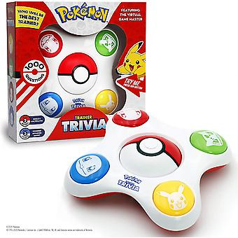 Pokémon Træner Trivia