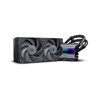 Phanteks Glacier One 240T30 Premium Allt i en CPU vattenkylare D-RGB Svart - 240mm