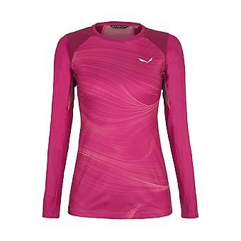 Salewa Seceda Dry 282446360 trening hele året kvinner t-skjorte