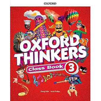 Oxford Thinkers: Level 3: Class Book (Oxford Thinkers)