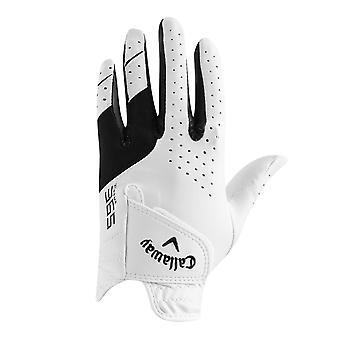 Callaway Unisex X365 Golf Glove Juniors All-Weather Performance 4-Way Stretch