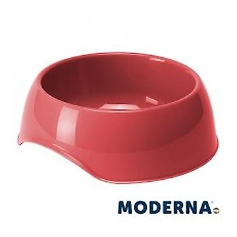 Moderna Gusto Red Feeder (Dogs , Bowls, Feeders & Water Dispensers)