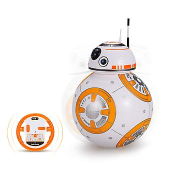 2.4ghz Rc Robot Ball Remote Control Planet Boy With Sound Toy Kids