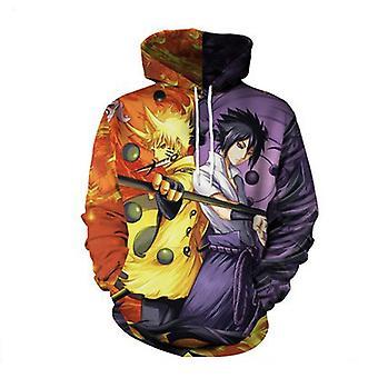 Anime Pullover Naruto Serie Kapuzen 3d Pullover