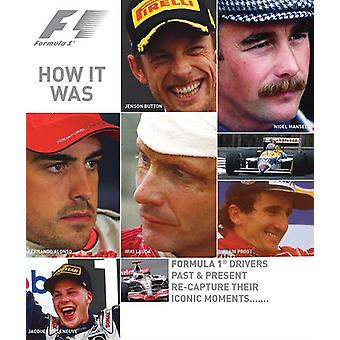 USA-Import F1 wie es war [Blu-Ray]