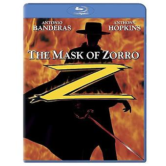 La maschera di Zorro [Blu-ray] [BLU-RAY] importazione USA
