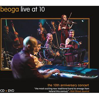 Beoga - Live at 10: de 10th Anniversary Concert [CD] USA import