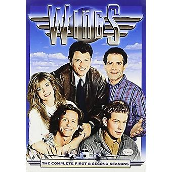 Wings -Ssn 1 & 2 [DVD] USA import