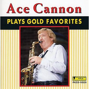 Ace Cannon - Plays Gold Favorites [CD] USA import