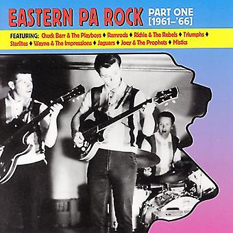 Eastern Pa Rock - Eastern Pa Rock: Part 1-1961-65 [CD] USA import