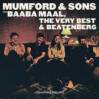 Mumford & Sons - Johannesburg EP [CD] USA import