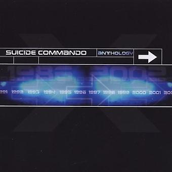 Suicide Commando - Anthology [CD] USA import