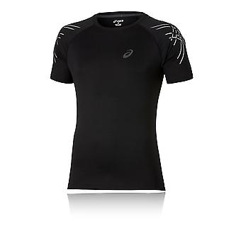 T-Shirt Running ASICS Stripe