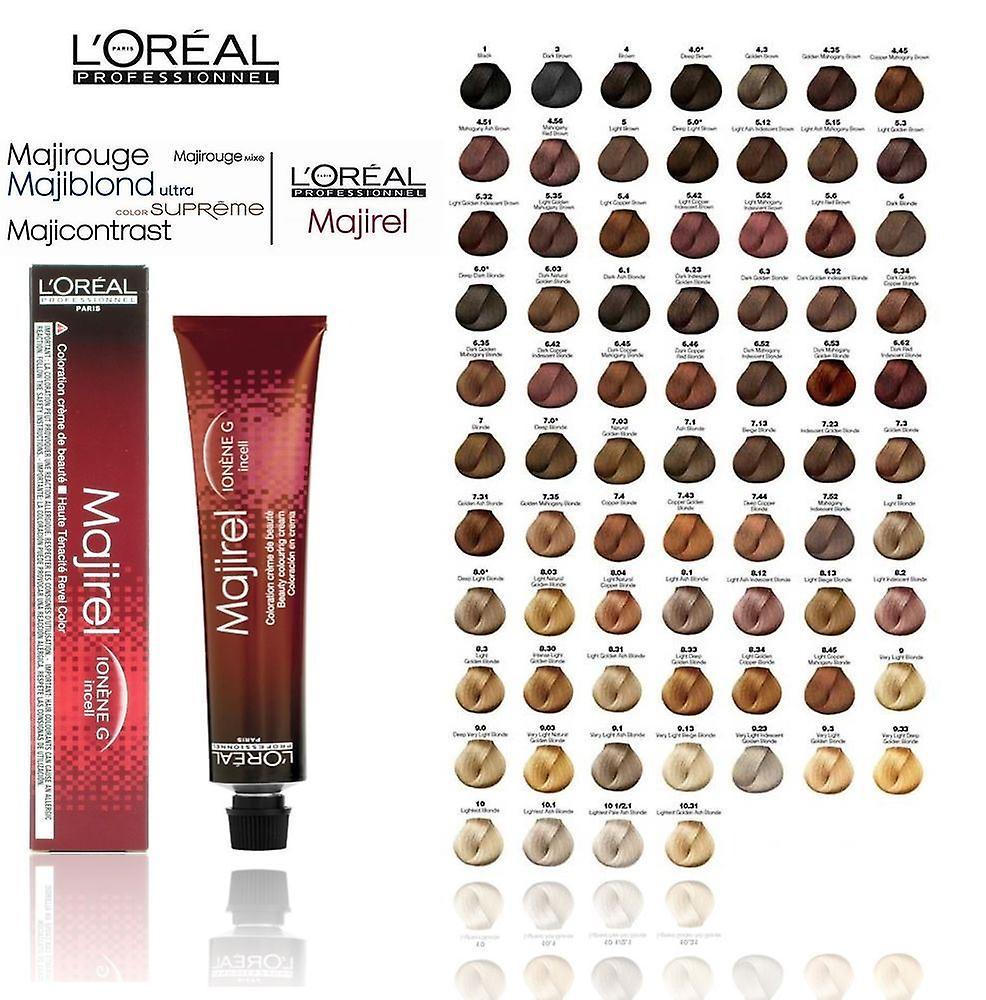 L'Oreal Professional Majirel Hair Color (5.5)