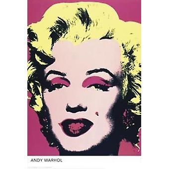 Marilyn Monroe Poster Poster Print by Andy Warhol