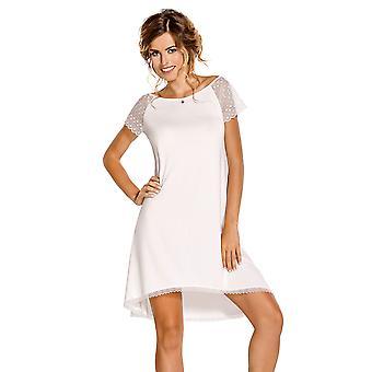 Nipplex nők ' s Sabrina fehér éj ruha nightdress
