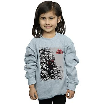Marvel Girls Ant-Man Army Sweatshirt