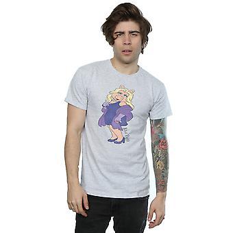 Disney Men's The Muppets Classic Miss Piggy T-Shirt