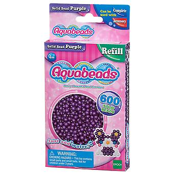 Aquabeads Solid Bead Pack - Violet