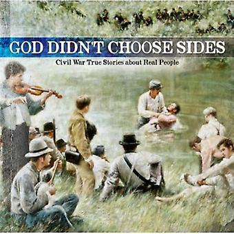 Marty Raybon, Russell Moore, Dale Ann Br - Marty Raybon, Russell Moore, Dale Ann Br: Vol. 1-God Didn't Choose Sides [CD] USA import