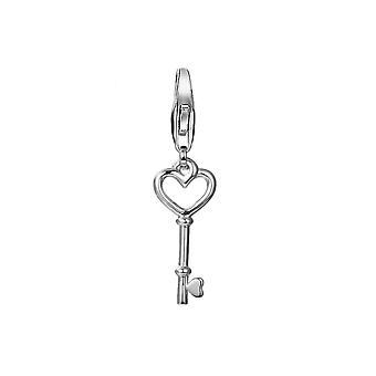 ESPRIT Кулон очарование серебра сердца ключ ESCH91500A000