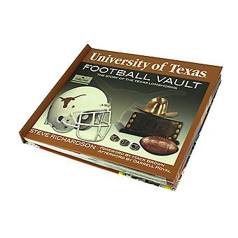 University of Texas Football Vault Fan Reference Book