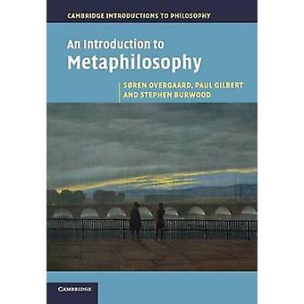 Inleiding tot Metaphilosophy door Soren Overgaard