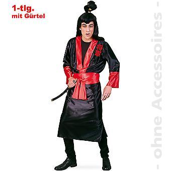 Shogun kostuum mannen Japanse Samurai zwaardvechter heer kostuum