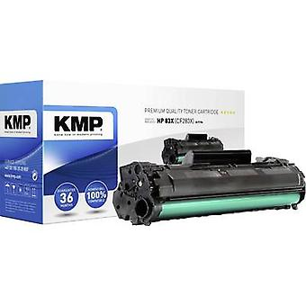 KMP H-T194 Toner cartridge replaced HP 83X, CF283X Black 2300 Sides Compatible Toner cartridge