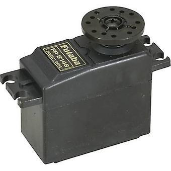 Futaba Standard servo S148 Analogue servo Gear box material: Plastic Connector system: Futaba