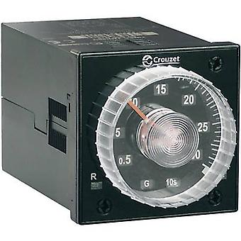 Crouzet TIMER TMR 48U TDR Multifunction 1 pc(s) Time range: 0.02 s - 300 h 2 change-overs