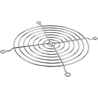 Wallair N40975-tuulettimen säleikkö (l x k) 12 cm x 12 cm