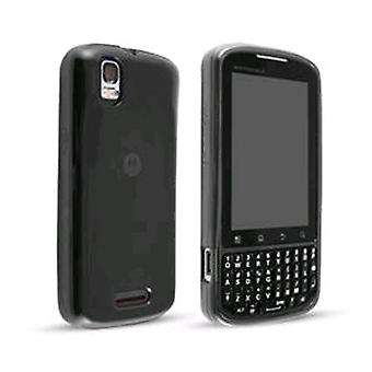 Technocel High Gloss Gel Cover for Motorola Droid Pro - Black