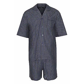Mester Mens lakenpose kort Pyjama slitasje utemøbler