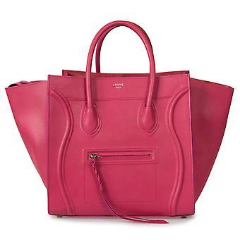 Celine Medium bagage Phantom taske i Fuchsia Baby kornet kalveskind læder