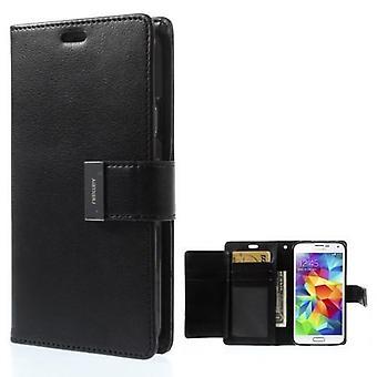 Mercury GOOSPERY Rich Diary para Samsung Galaxy S5