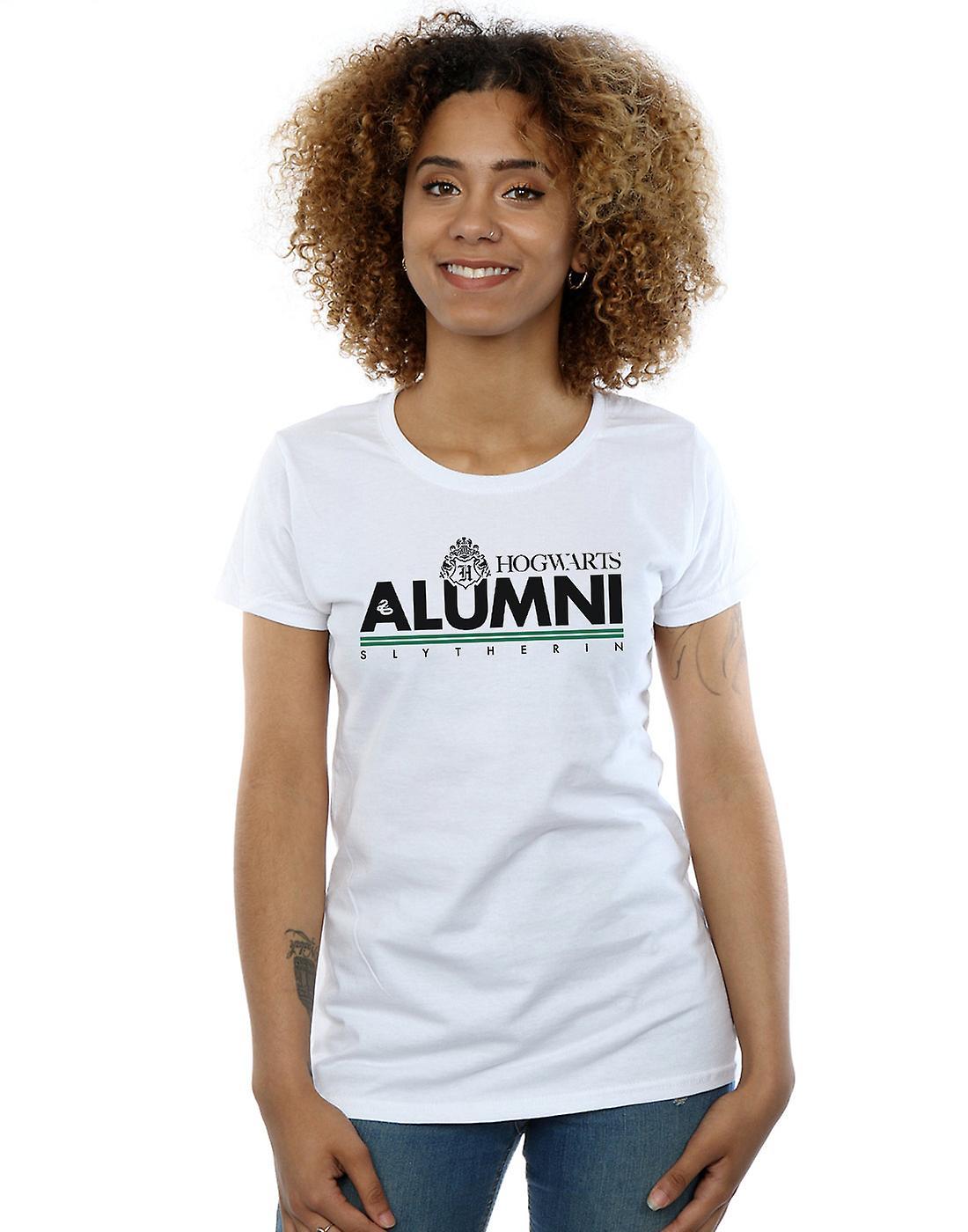 Harry Potter Women's Hogwarts Alumni Slytherin T-Shirt