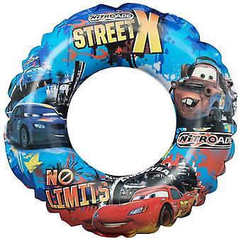 Disney Cars Street X Simring Inflatable 3-6Yr