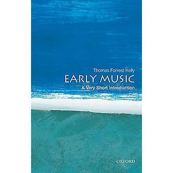 Alte Musik - eine sehr kurze Einführung durch Professor Thomas Forrest Ke